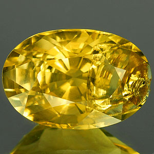 13.04 Ct. Attractive Natural Yellow Citrine Unheated