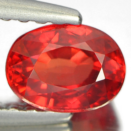 0.98 Ct. Attractive Clean Natural Red Songea Sapphire