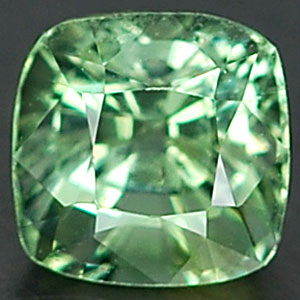 0.82 Ct. Twinkling Clean Natural Green Sapphire Gem