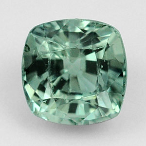 0.60 Ct. Stunning Clean Natural Green Songea Sapphire