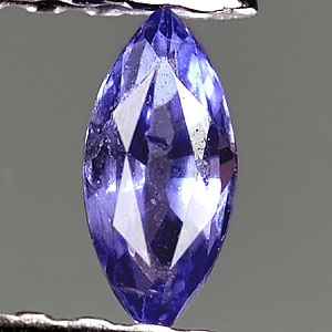 013 Ct. Lively Natural Violet BlueTanzaniteTanzania Gem