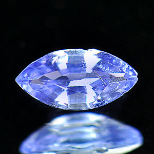 0.20 Ct. Pleasant Natural Violet Blue Color Tanzanite
