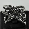 1 Pc. / $ 16.19 Wholesale Charming Natural 925 Sterling Silver Jewelry Ring