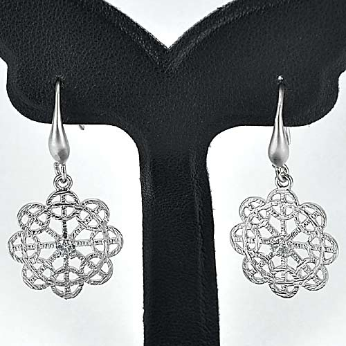 1 Pc. / $ 6.16 Wholesale Nice 70 Sterling Silver Jewelry Earrings
