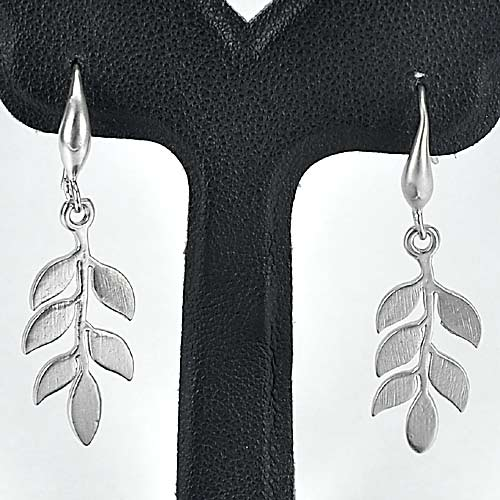 1 Pc. / $ 5.72 Wholesale Delightful 70 Sterling Silver Jewelry Earrings