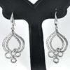 1 Pc. / $ 6.52 Wholesale Alluring 70 Sterling Silver Jewelry Earrings