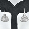 1 Pc. / $ 6.30 Wholesale Attractive 70 Sterling Silver Jewelry Earrings