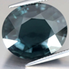Green Tourmaline 18.85 Ct. Clean Oval 18.5 x 15.7 Mm. Natural Gemstone Unheated