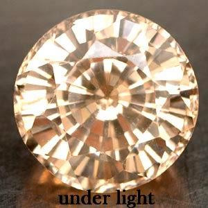 5.68 CT. STUNNING IF CREATED GEM COLOR CHANGE