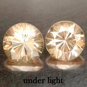 5.54 CT. 2 PCS. MATCHING IF CREATED GEM COLOR CHANGE DIAMOND CUT