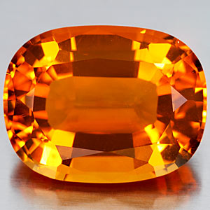 25.66 Ct. Magically Clean Quartz Citrine Color Brazil