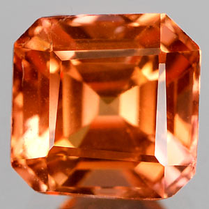 1.15 Ct. Clean Lab Created Padparadscha Songea Sapphire