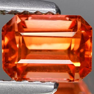 1.41 Ct. Clean Lab Created Padparadscha Songea Sapphire