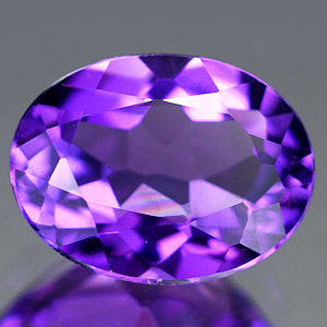 1.16 Ct. Calibrate Size Natural Violet Amethyst Brazil