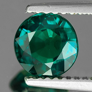 Unheated 1.18 Ct. Clean Green Emerald Created