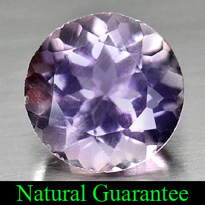 1.88 Ct. Round Natural Purple Amethyst Unheated