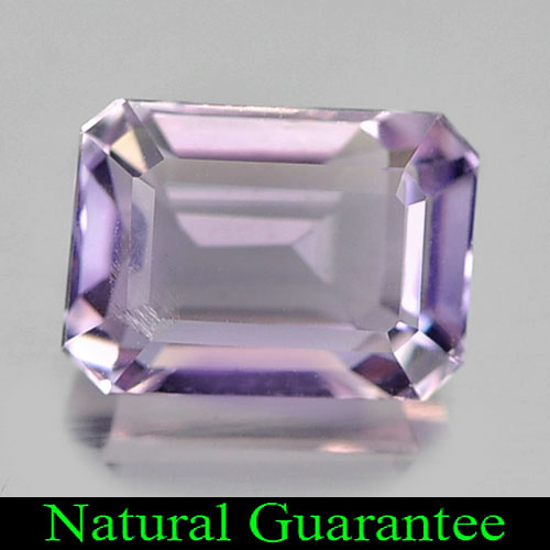 1.58 Ct. Clean Octagon Shape Natural Gemstone Bi Color Ametrine Unheated
