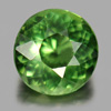 0.81 Ct. Round Shape Natural Green Apatite Gemstone Unheated