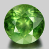 0.92 Ct. Nice Natural Gemstone Green Apatite Round Shape