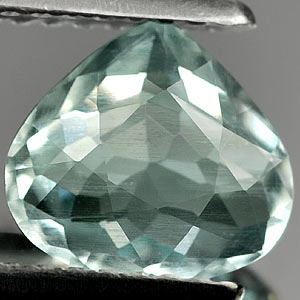 0.94 Ct. Charming Natural Sky Blue Aquamarine Unheated