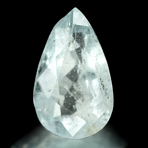 0.59 Ct. Captivating Natural Sky Blue Aquamarine Brazil