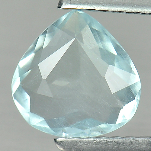 0.93 Ct. Luxurious Natural Sky Blue Aquamarine Unheated