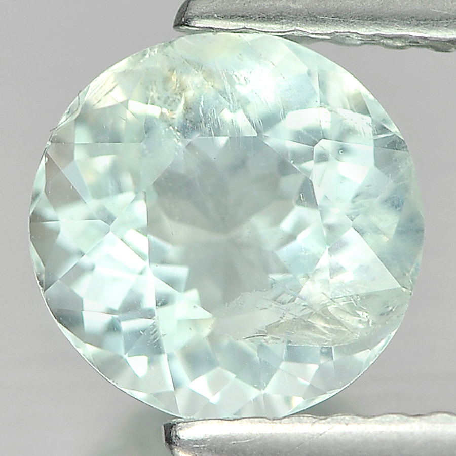 1.22 Ct. Calibrate Size Natural Light Blue Aquamarine