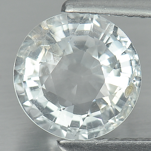 1.88 Ct. 8.1 Mm. Natural Light Blue Aquamarine Unheated
