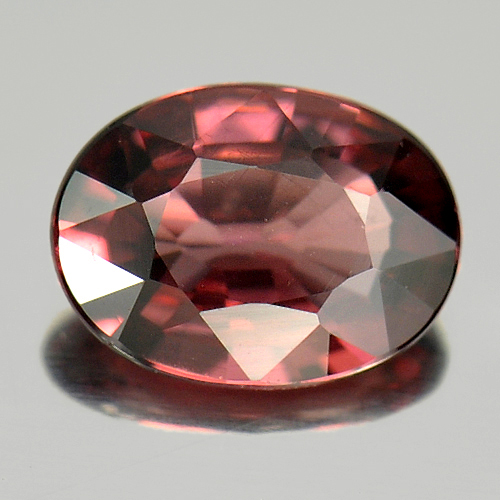 0.90 Ct. Oval Natural Gem Purple Pink Rhodolite Garnet