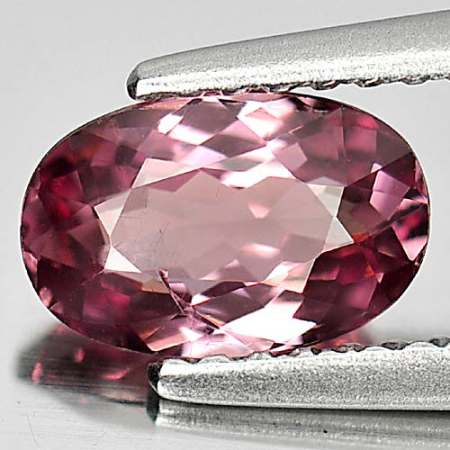 1.10 Ct. Oval Shape Natural Purple Pink Malaya Garnet