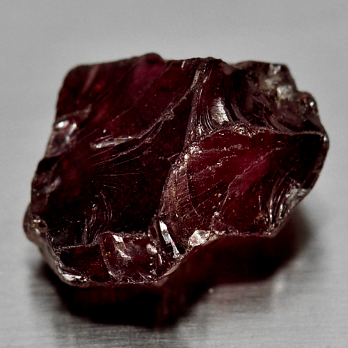 6.23 Ct. Beauty Gemstone Natural Purplish Pink Rhodolite Garnet Rough Unheated