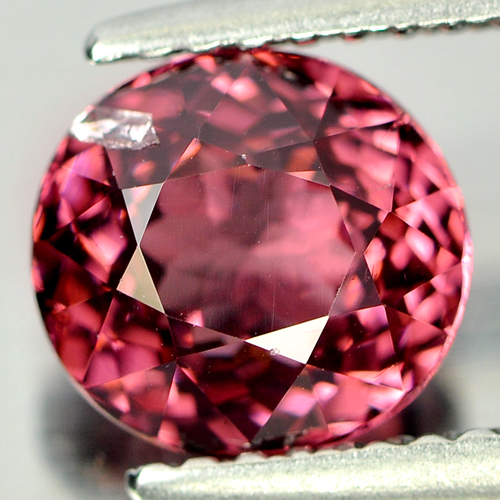 2.06 Ct. Oval Shape Natural Gemstone Purple Pink Malaya Garnet From Madagascar