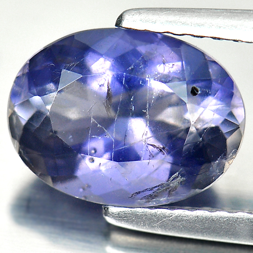 2.18 Ct. Delightful Natural Violet Blue Iolite Unheated