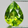 1.73 Ct. Beautiful Gem Pear Shape Natural Green Peridot Unheated