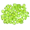 1 Pc. / $ 8.99 Oval Shape 9 x 7 Mm. Natural Gemstones Green Peridot Unheated
