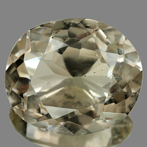 78.30 Ct. Oval Shape Natural Gem Smoky Quartz Unheated