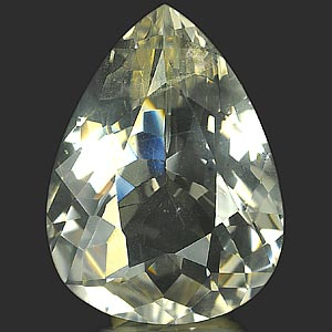 Unheated 180.52 Ct. Natural Smoky Quartz Gemstone Pear Shape
