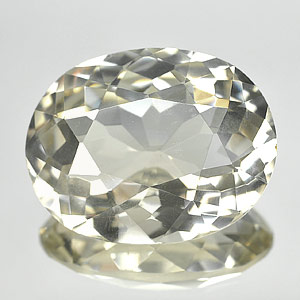 Unheated 113.08 Ct. Natural Smoky Quartz Gemstone Oval Cut