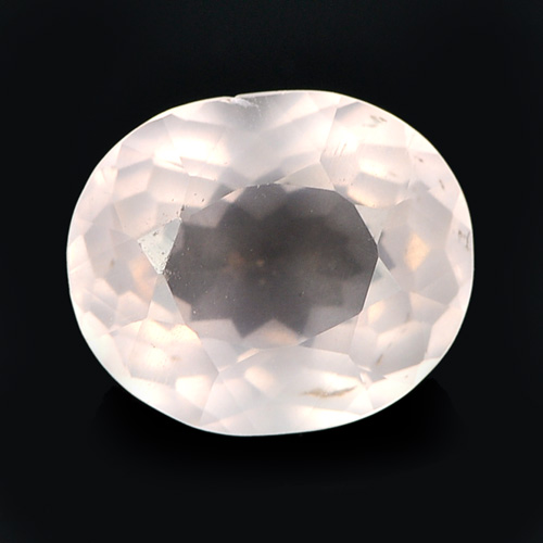 3.75 Ct. Delightful Oval Natural Gem Rose Pink Quartz Brazil