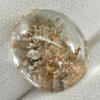 Moss In Quartz Gemstone 11.12 Ct. Oval Cabochon Natural Gemstone Unheated