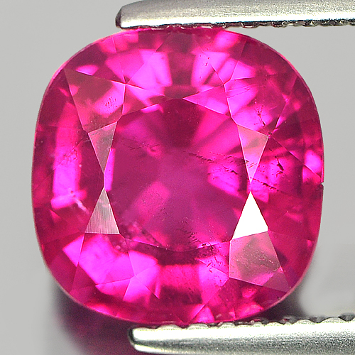 Unheated 2.61 Ct. Natural Purplish Pink Tourmaline Gem