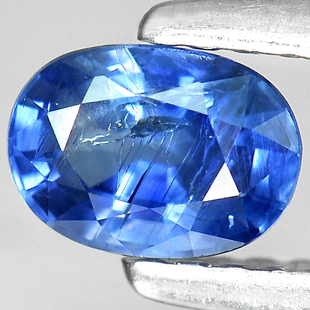 0.70 Ct. Oval Shape Natural Blue Sapphire Thailand