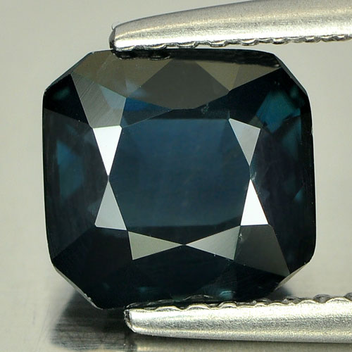 2.00 Ct. Octagon Shape Natural Gemstone Blue Sapphire From Thailand