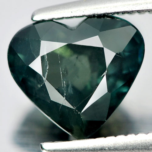 2.24 Ct. Conspicuous Natural Green Sapphire Thailand