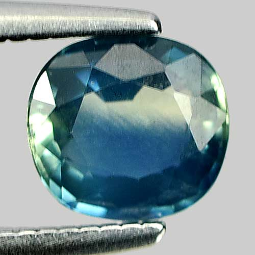 0.80 Ct. Beautiful Natural Gem Blue Sapphire Oval Shape