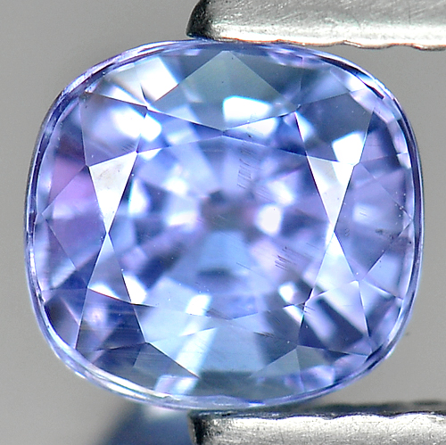 1.03 Ct. Attractive Natural Violet Blue Tanzanite Gem