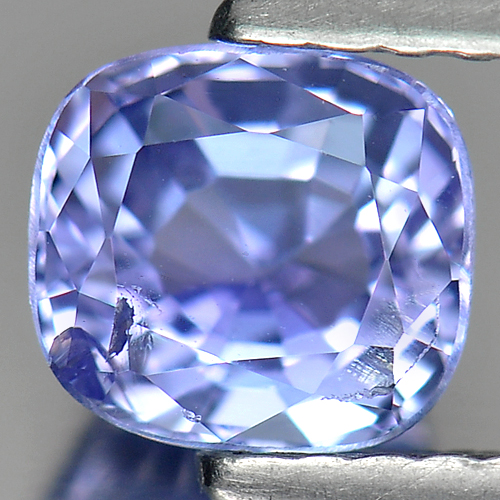 1.06 Ct. Impressive Natural Violet Blue Tanzanite Gem