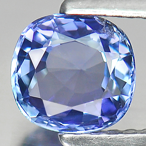 1.05 Ct. Natural Violetish Blue Tanzanite Gemstone