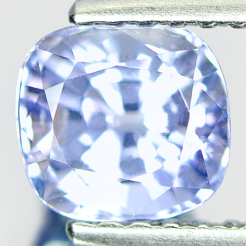 1.17 Ct. Astonishing Natural Violet Blue Tanzanite Gem