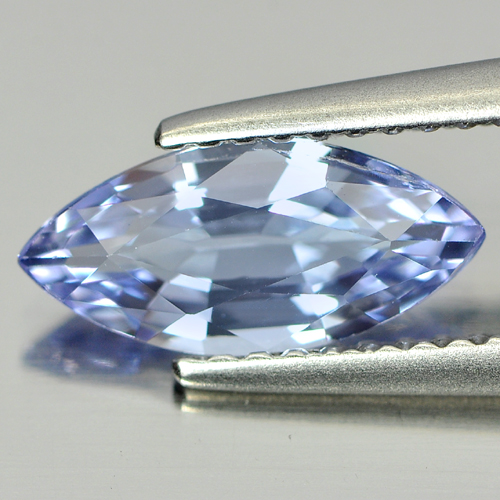1.15 Ct. Marquise Natural Violetish Blue Tanzanite Gem